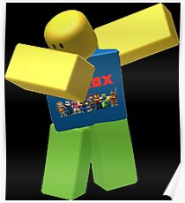 Roblox Dab NEW Poster