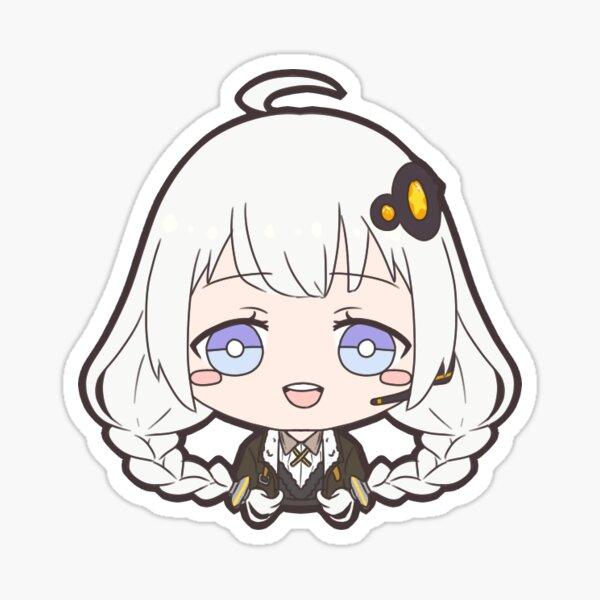 Voiceroid Kizuna Akari Sticker