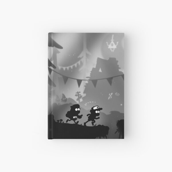Limbo Falls Hardcover Journal
