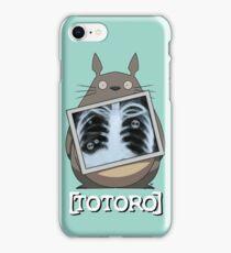 Scrubs Totoro iPhone Case/Skin