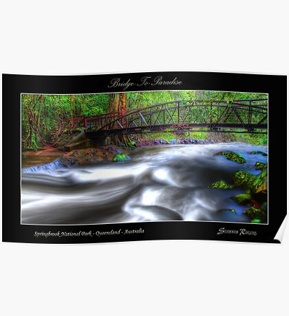 Bridge To Paradise Poster