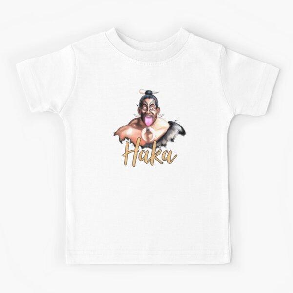 Haka Dance Kids T-Shirt
