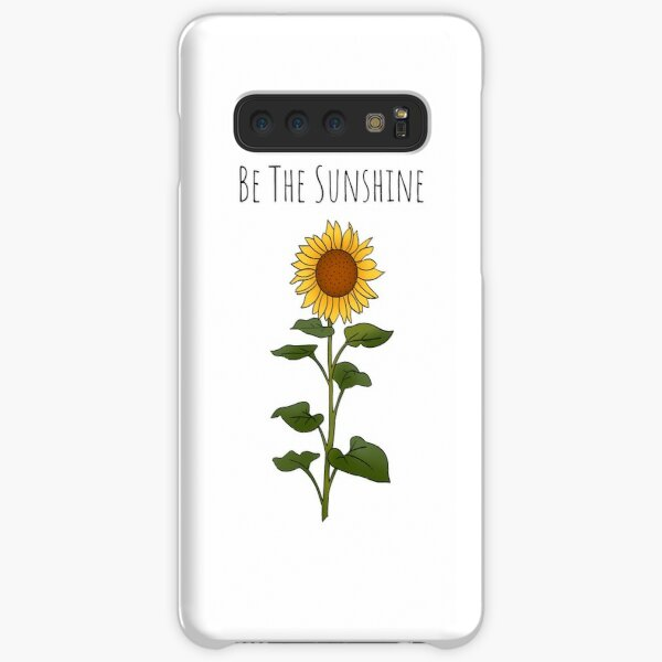 Be The Sunshine - Large Samsung Galaxy Snap Case