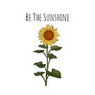 Be The Sunshine - Large by Potions