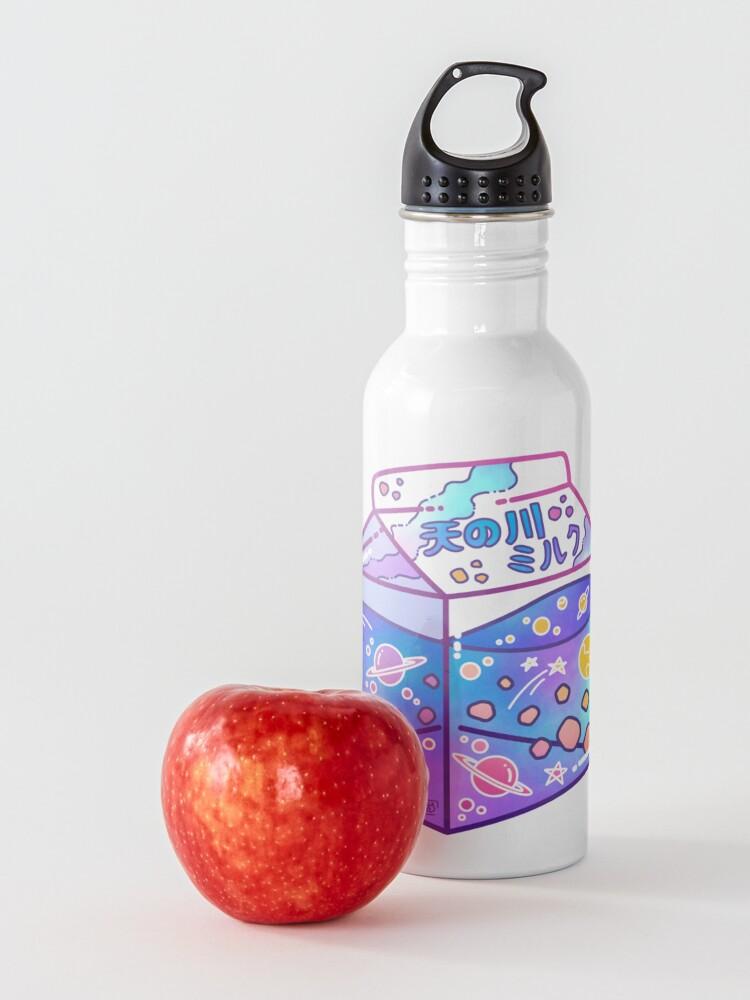 Alternate view of Milky Way Milk Carton Water Bottle