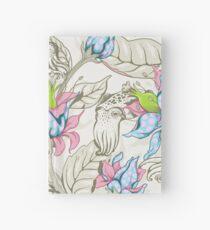 The Sea Garden - pastel Hardcover Journal