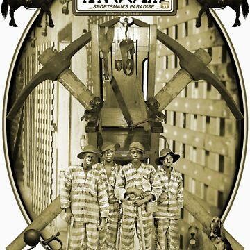 Angola - Louisiana State Penitentiary by bear77