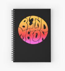 Blind Melon Spiral Notebook