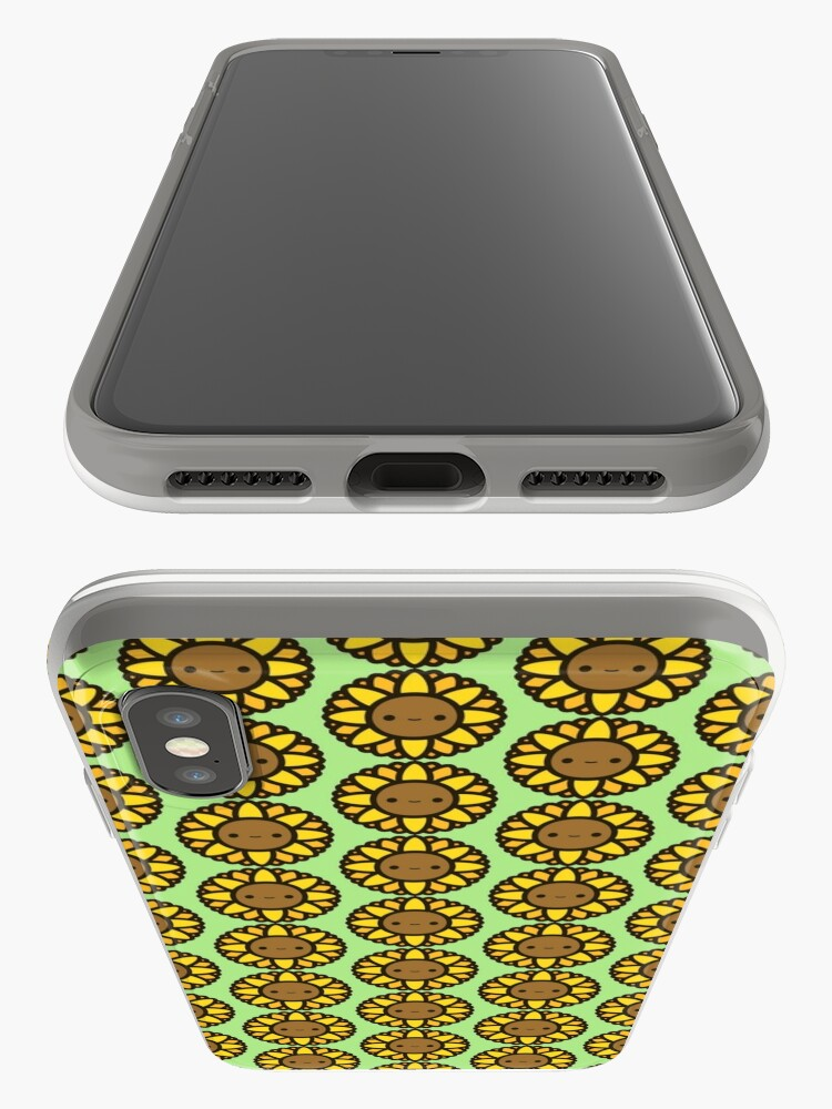 Alternate view of Cute sunflower iPhone Case & Cover