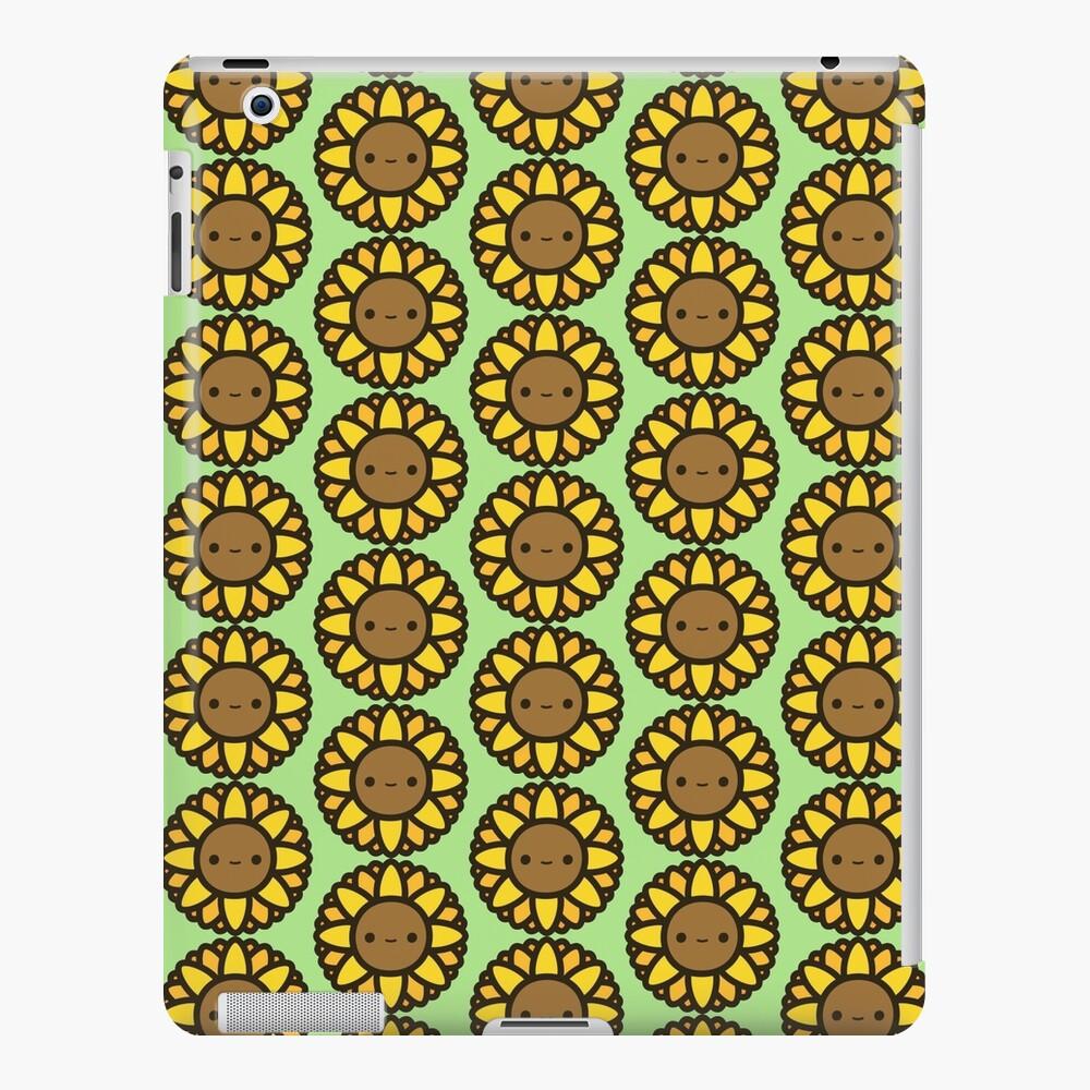 Süße Sonnenblume iPad-Hülle & Skin