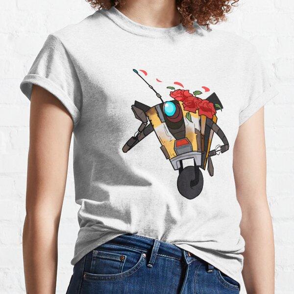 Borderlands Claptrap Classic T-Shirt