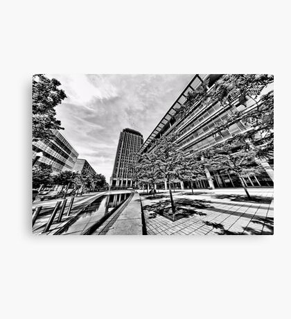 Urban Renewal Canvas Print