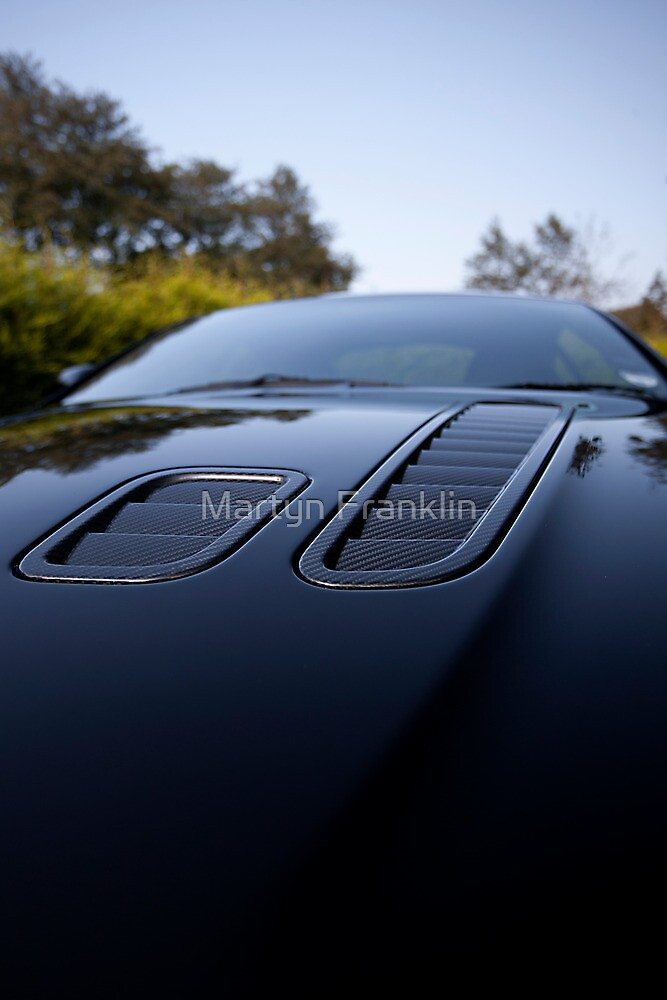 Aston Martin by Martyn Franklin