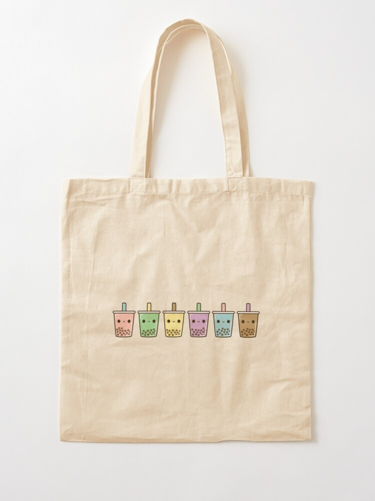 Alternate view of Bubble tea Tote Bag