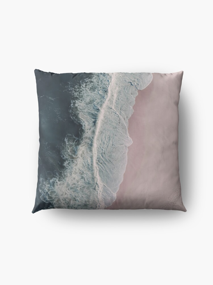 Alternate view of Sands of Cameo Pink Floor Pillow
