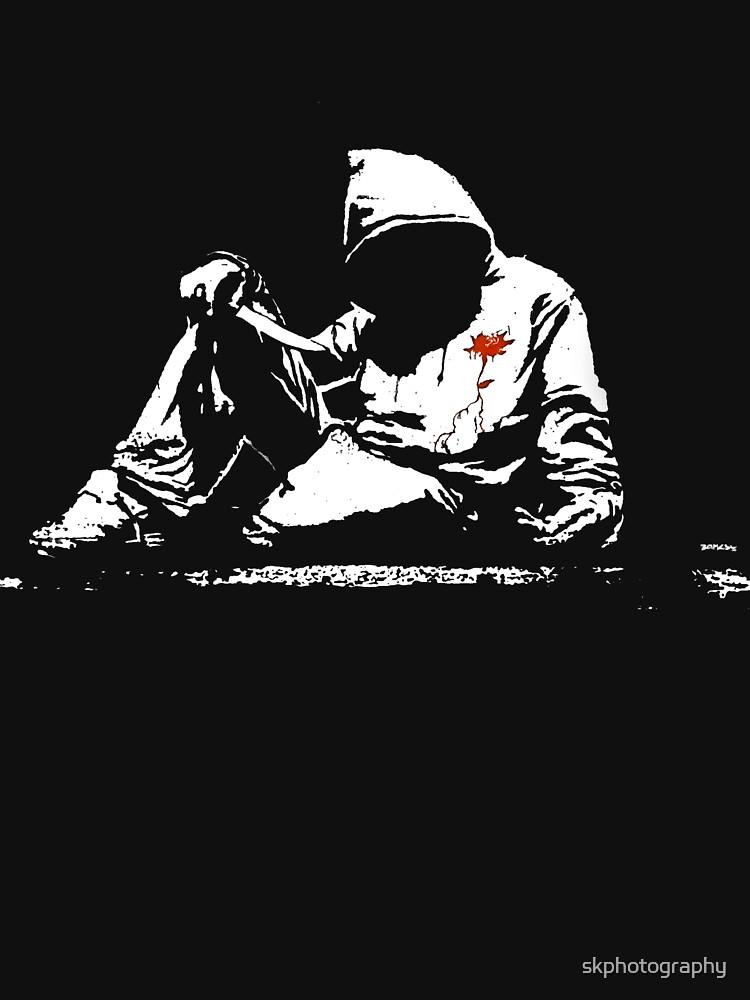 self harming hoodie | Unisex T-Shirt