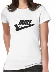 MIKE - BETTER CALL SAUL Womens Fitted T-Shirt