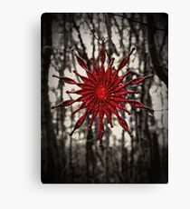 Dark Christmas Canvas Print