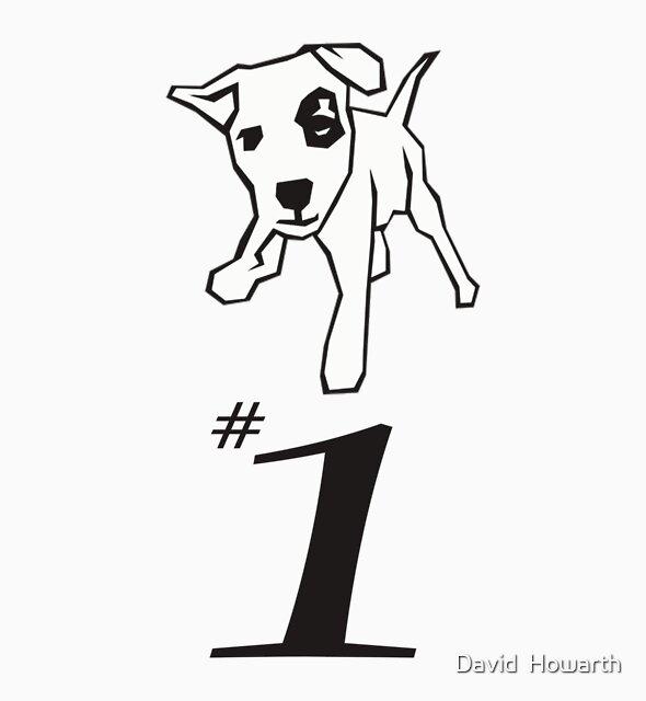 """Number 1 Under Dog"" by David  Howarth"