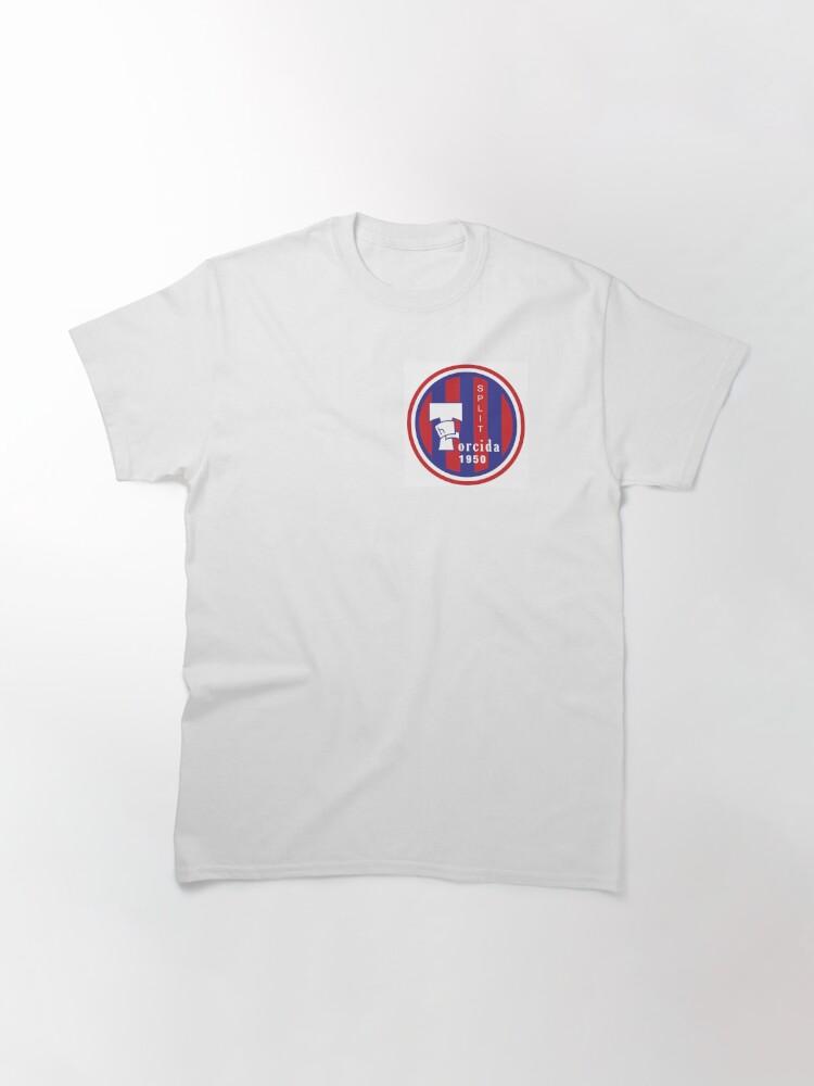Hajduk Split Torcida T Shirt By Sandro1607 Redbubble