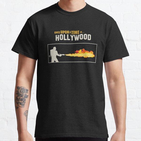 Il était une fois à Hollywood T-shirt classique