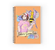Haters Gonna Hate! Spiral Notebook