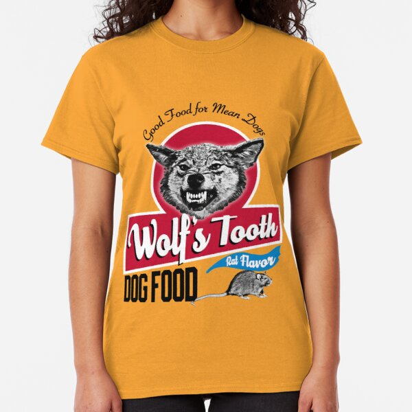 Wolf's Tooth Dog Food Classic T-Shirt