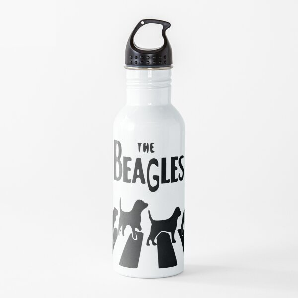 The Beagles- Beatles Water Bottle