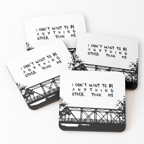 One tree hill- Bridge Coasters (Set of 4)