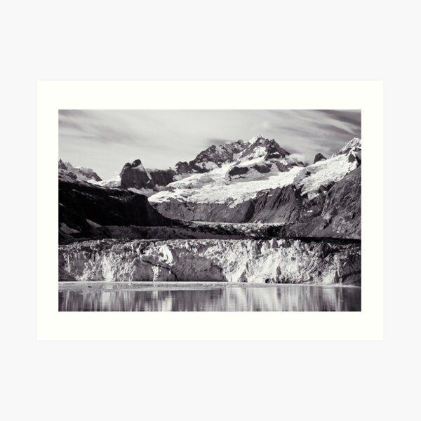 Johns Hopkins Glacier 2010 Art Print