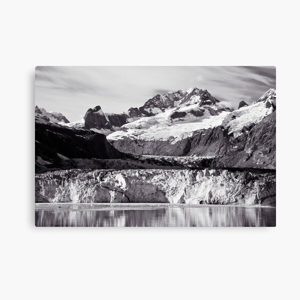 Johns Hopkins Glacier 2010 Canvas Print