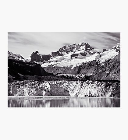 Johns Hopkins Glacier 2010 Photographic Print