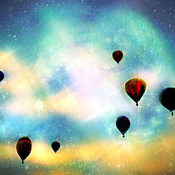 Navigating the Universe by bunhuggerdesign