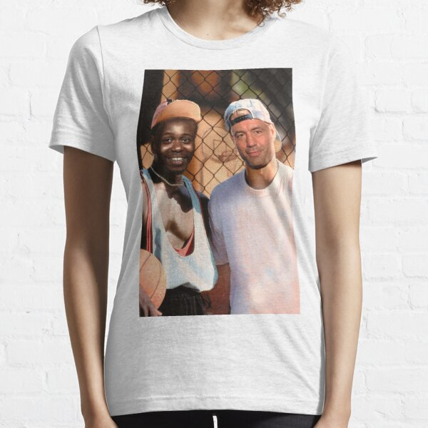 Joe Rogan and Dave Chappelle - White Men Can't Jump Essential T-Shirt