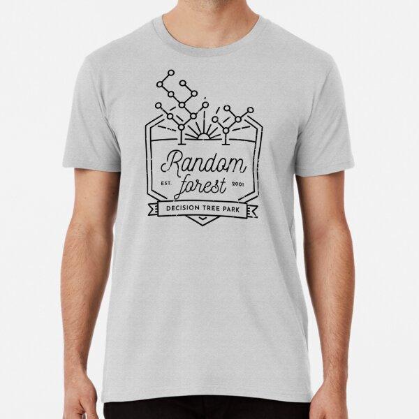 Random forest (Black lines) Premium T-Shirt