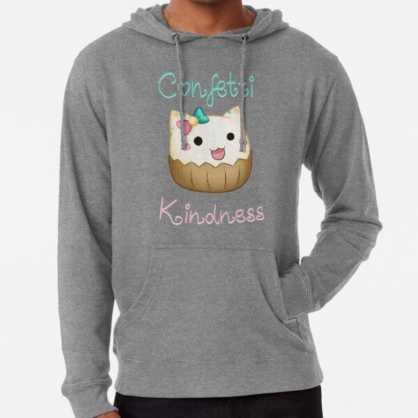 Confetti Kindness Lightweight Hoodie