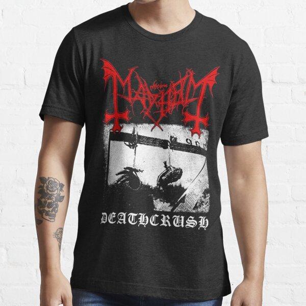 Mayhem Deathcrush Euronymous Dead Varg Essential T-Shirt