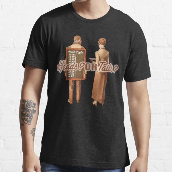 Heads or tails? 2 Essential T-Shirt