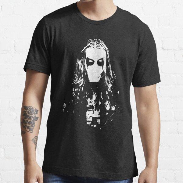 Mayhem Black Metal Dead Per Yngve Ohlin Essential T-Shirt