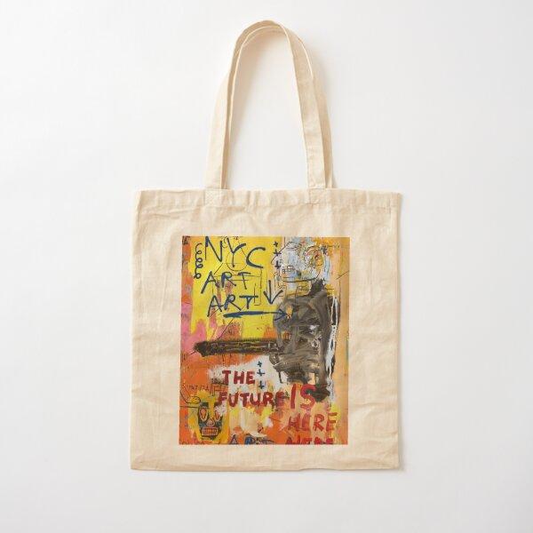 Arte de Nueva York Bolsa de algodón