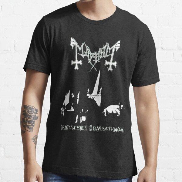Mayhem De Mysteriis Dom Sathanas Dead Euronymous Essential T-Shirt
