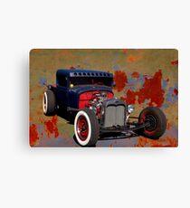 1931 Ford Rat Rod Pickup Canvas Print