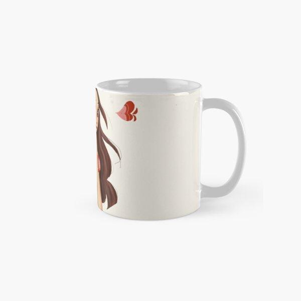 Sirène verte by sophiescolors Mug classique