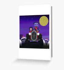 The Hell Raiser Greeting Card