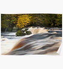 Aysgarth Upper Falls Poster