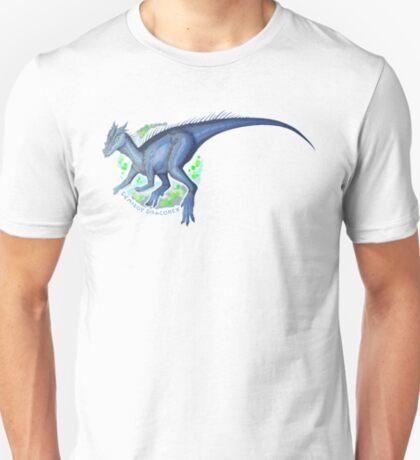 Demiboy Dracorex (with text)  T-Shirt