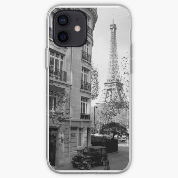 PARIS NO1 iPhone Soft Case