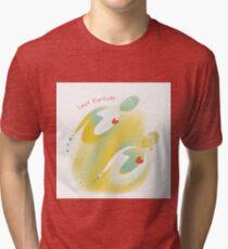 Love Forever Camiseta de tejido mixto