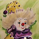 Toy Clown by SFlora