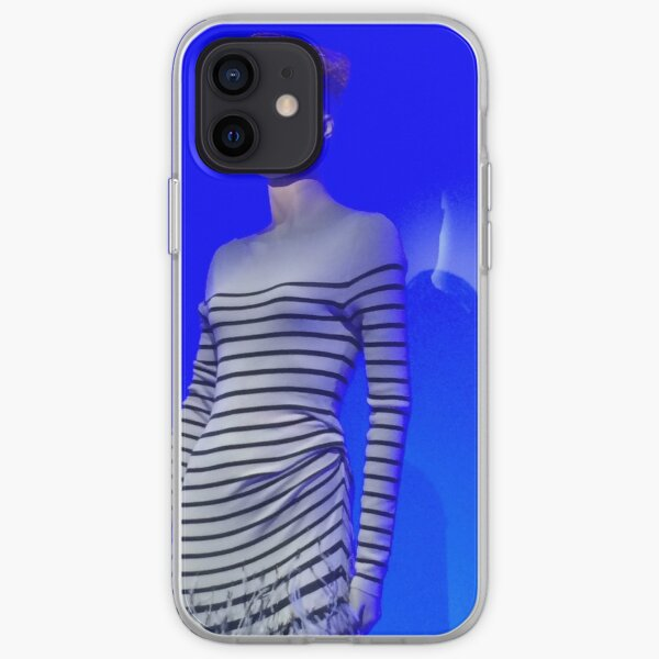Model on the catwalk iPhone Soft Case